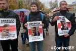 "Monitoring report on mass event ""March of Angry Belarusians 2.0"". 21 October 2017 in Minsk"