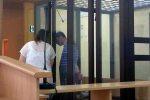 """Виктор Павлов с адвокатом. Фото: """"Витебская Весна""""."""