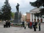 Opposition rallies not welcome in downtown Vitsebsk