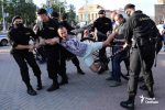 Over 200 peaceful protesters, journalists, rights defenders detained across Belarus