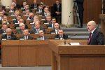 Грамадзяне накіравалі пасланне беларускага народу прэзідэнту і парламентарыям