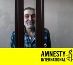 Amnesty International прызнала Юрыя Рубцова вязнем сумлення