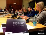 "Brussels: side-event ""Why death penalty continues to be applied in Belarus?"""