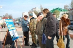 Village voters forced to sign for Lukashenka