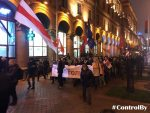 Report on monitoring peaceful assembly on November 16 in Minsk