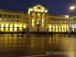 Monitoring report of peaceful assembly on October 29 in Minsk