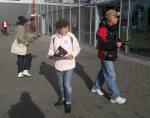Інфармацыйная акцыя да Тыдня супраць смяротнага пакпрання ў Светлагорску 8 кастрычніка 2017 года.