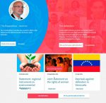UN Special Rapporteur on human rights defenders launches thematic website
