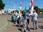Бабруйск: месцаў для агітацыі стала болей