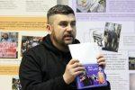"""Координатор кампании """"Правозащитники против смертной казни в Беларуси"""" Андрей Полуда"""