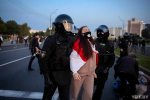 300 detained in protests across Belarus