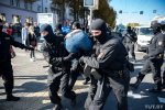 Police detain 237 protesters in Sunday March of Justice