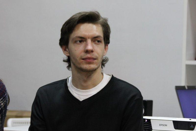 Юры Мяцельскі. Фота: Цэнтр беларускай мовы