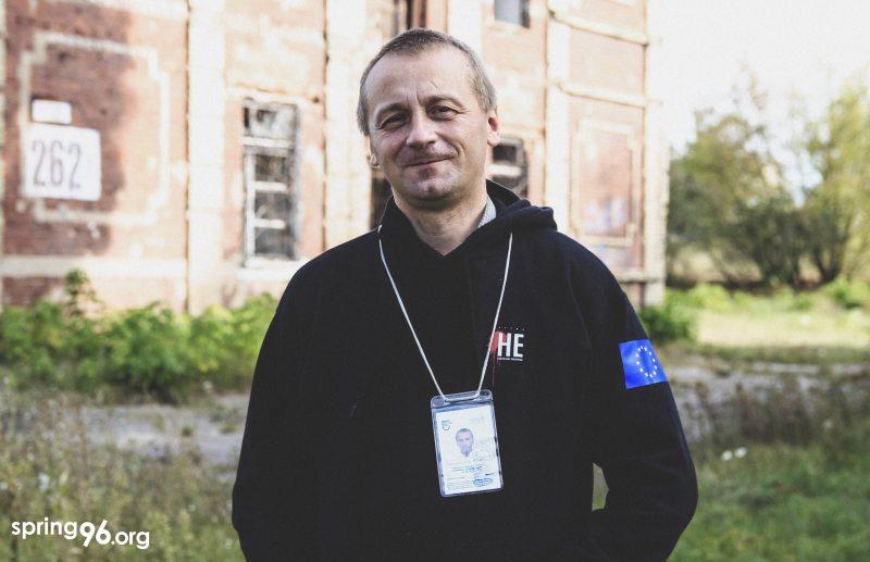 Аляксандр Вайцешык. Фота: spring96.org
