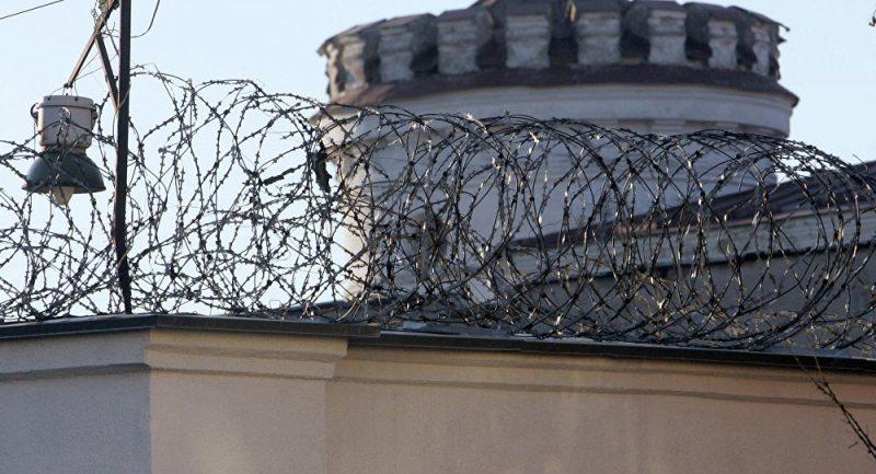 СИЗО-1 на улице Володарского в Минске. Фото: sputnik.by