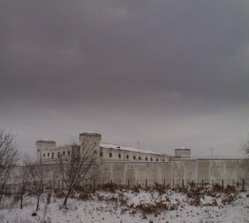 Пищаловский замок зимой. © Фото Владимир Иванов, www.panoramio.com