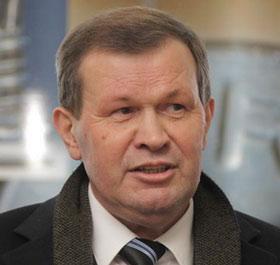 Адам Вашкоў, дырэктар Рэчыцкага метызнага завода