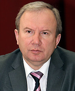 Vasil Zharko, Minister of Health Care