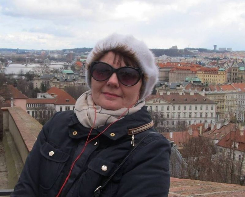 Маргарыта Вялічкіна. Фота з Facebook