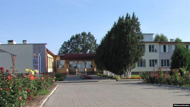 Вясноўскі дом-інтэрнат. Фота: svaboda.org