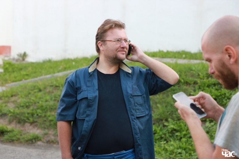 Максім Вінярскі. Фота:
