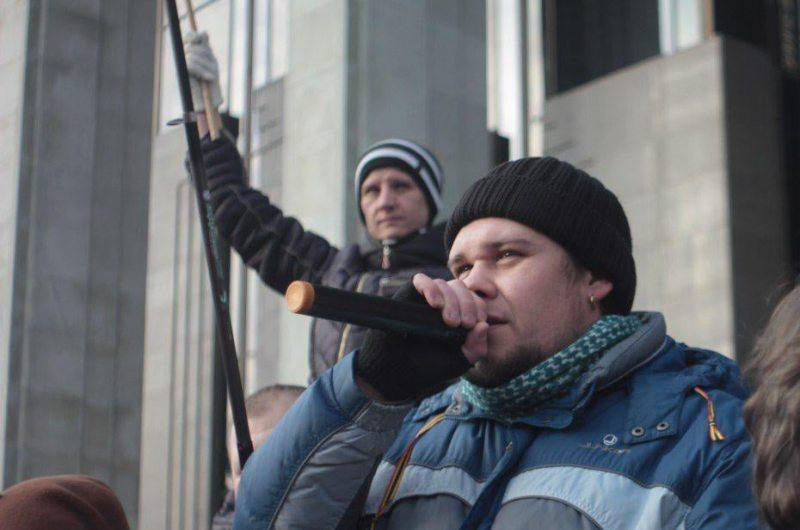 Андрей Войнич. Фото из facebook