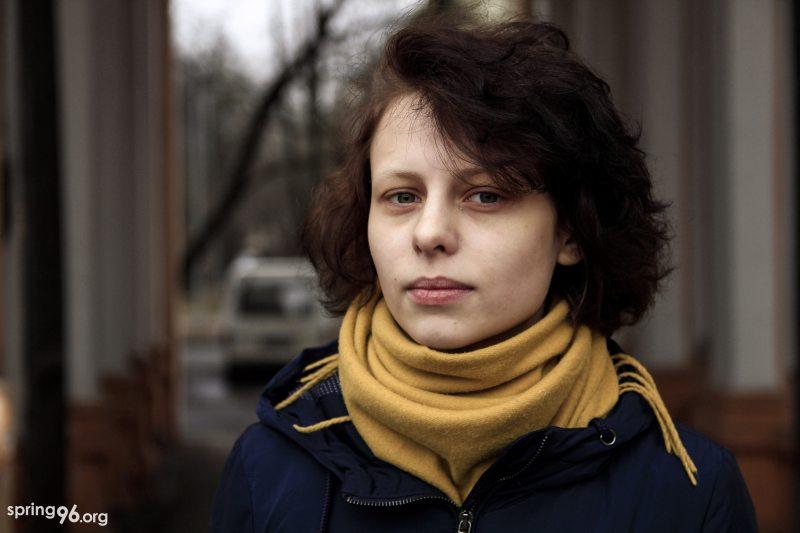 Yana Chulitskaya