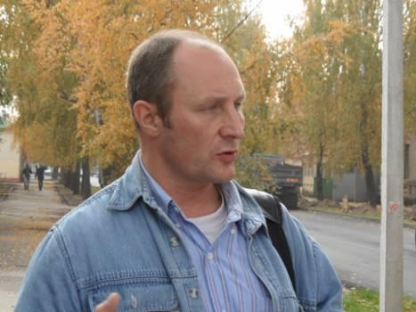 Алег Жаўноў.
