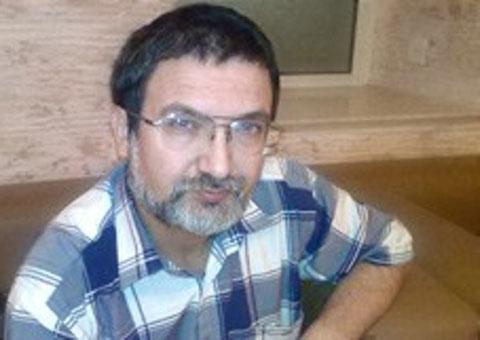 Eldar Zeynyalov, the head of the Human Rights Center of Azerbaijan