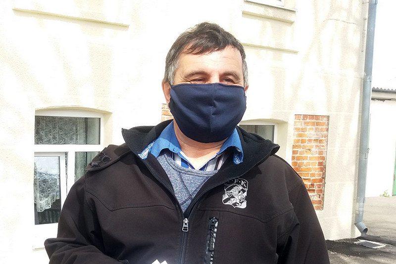 Дмитрий Лупач. Фото с сайта БАЖ